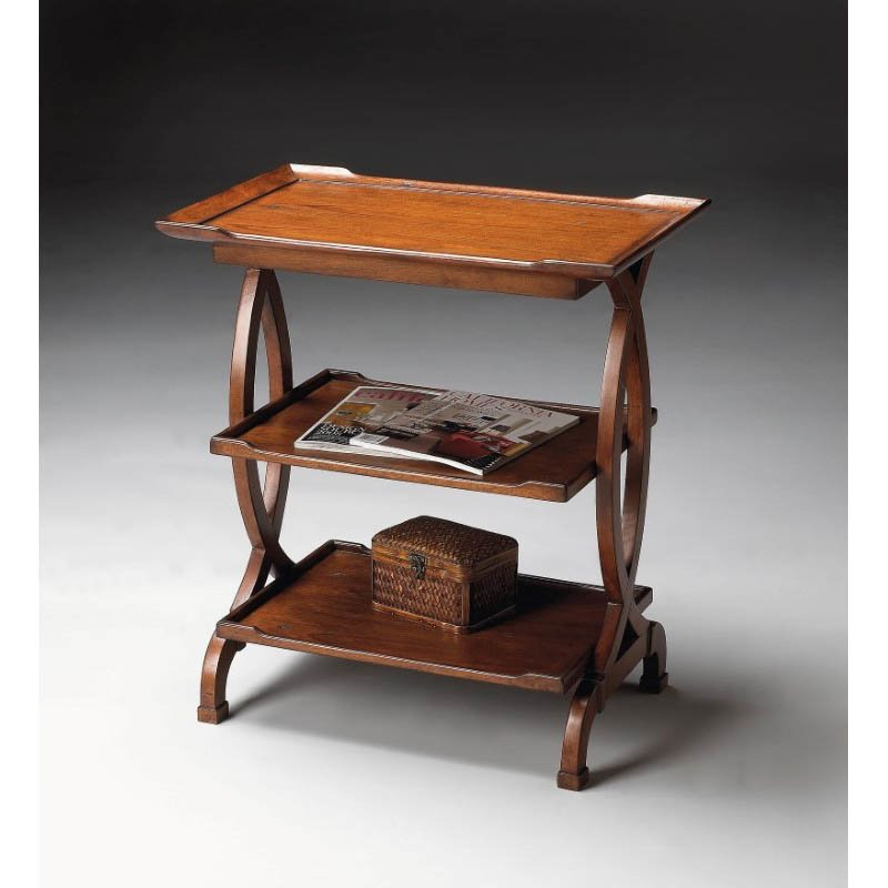 Butler Specialty Kimiko Old World Cherry Side Table