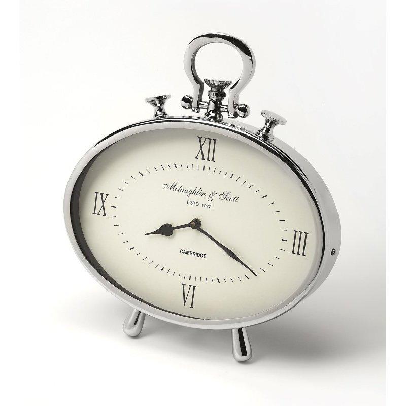Butler Specialty Leah Oval Desk Clock (6207365)