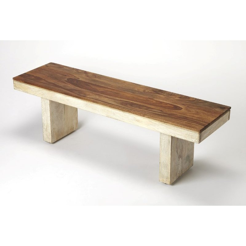 Butler Specialty Lufkin Solid Wood Bench (3840140)