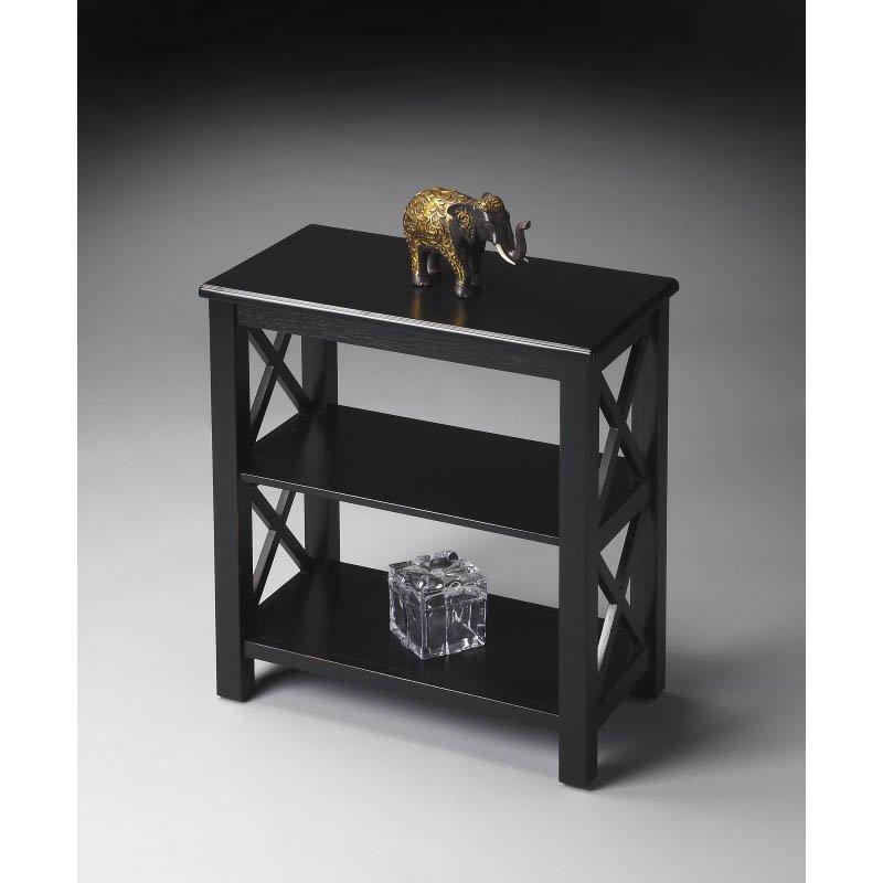 Butler Specialty Masterpiece Bookcase in Black Licorice