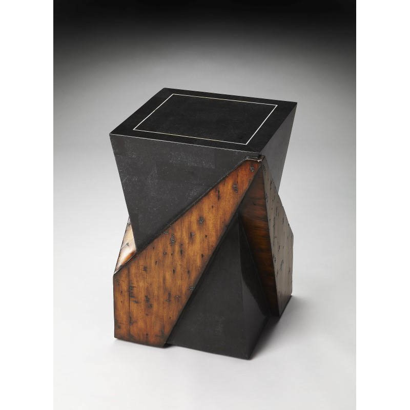 Butler Specialty Mc Kinnon Fossil Stone Accent Table
