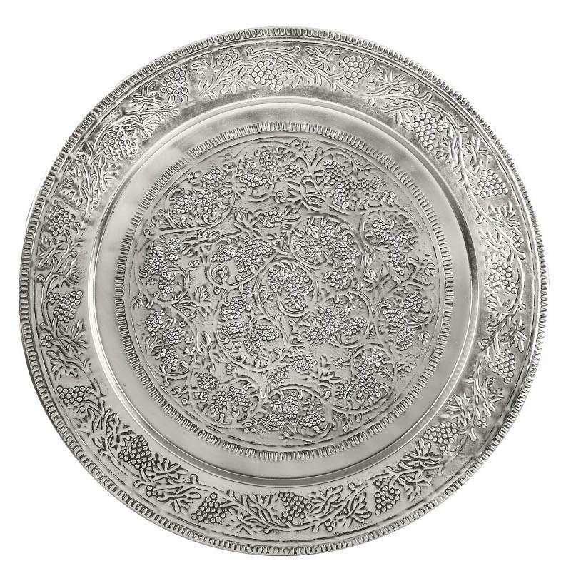 Butler Specialty Metalworks Moroccan Pedestal Table