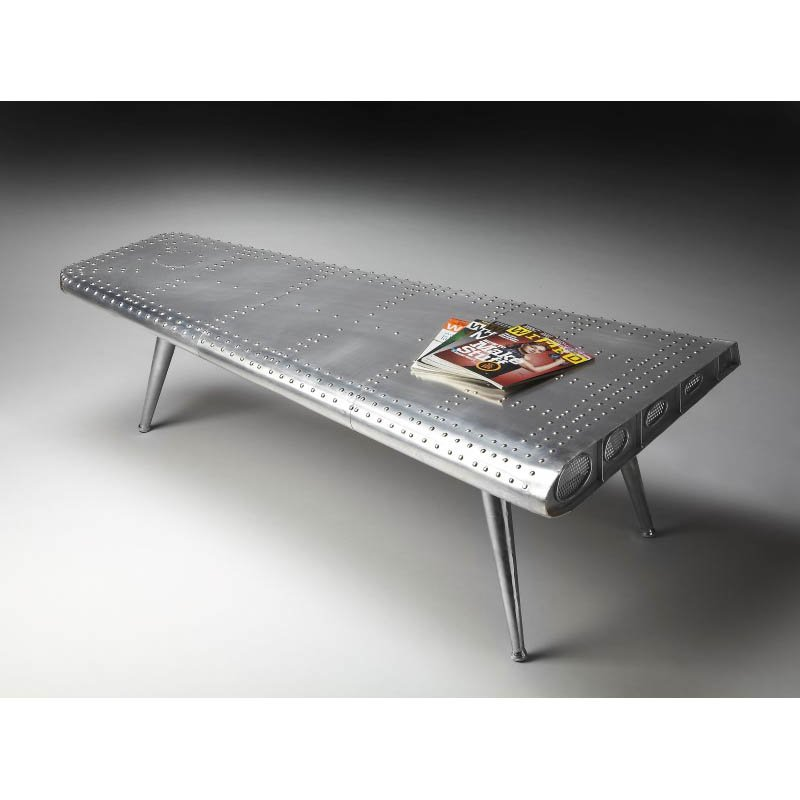 Butler Specialty Midway Aviator Cocktail Table
