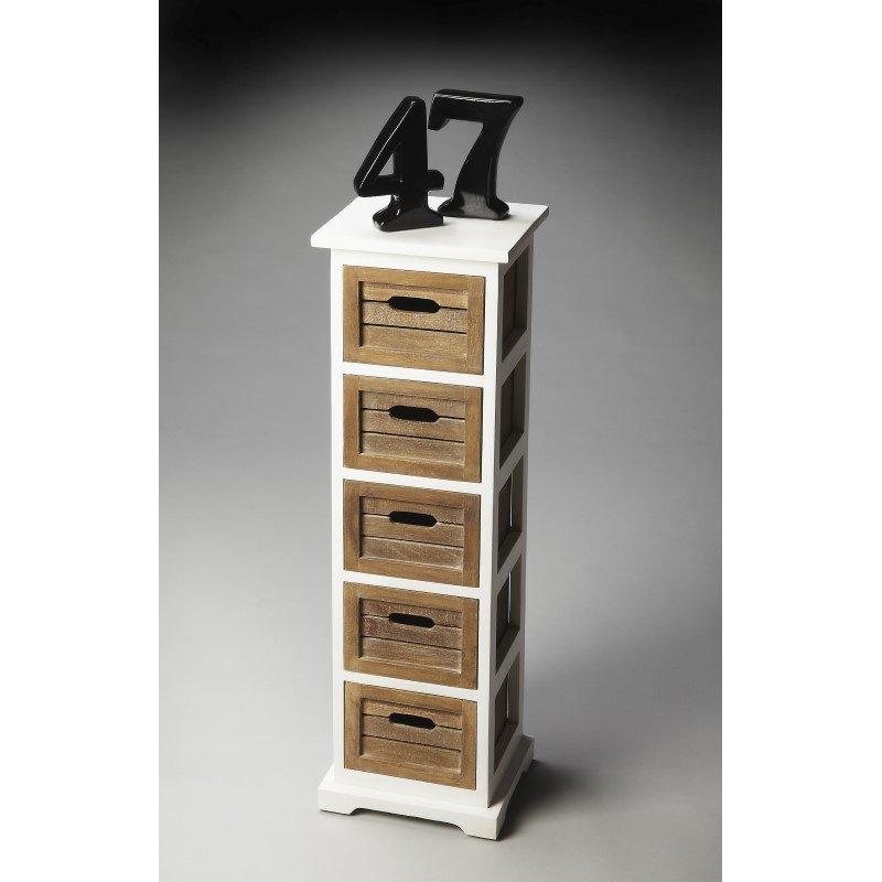 Butler Specialty Modern Expressions Storage Pedestal (2381260)