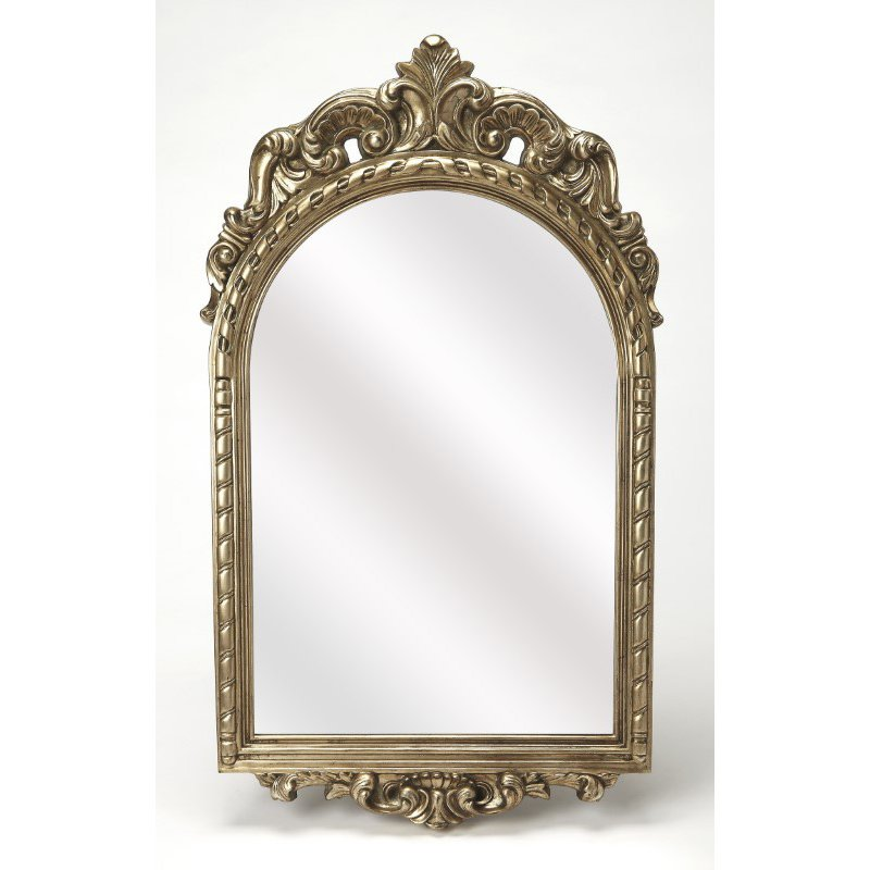 Butler Specialty Ophelia Champagne Wall Mirror (4303396)