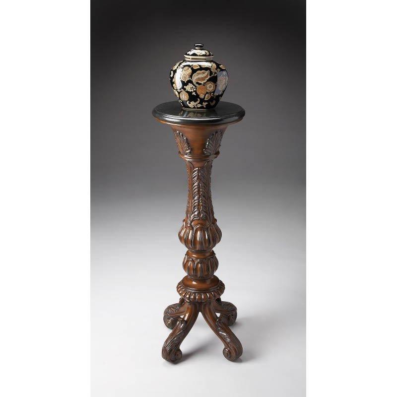 Butler Specialty Pedestal in Heritage Finish