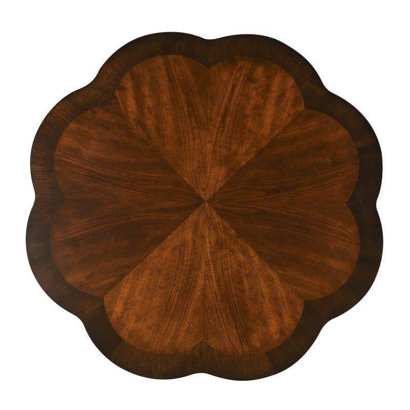 Butler Specialty Plantation Cherry Clover Pedestal Table