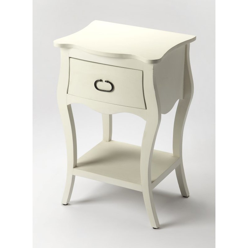 Butler Specialty Rochelle Off White Nightstand (9308288)
