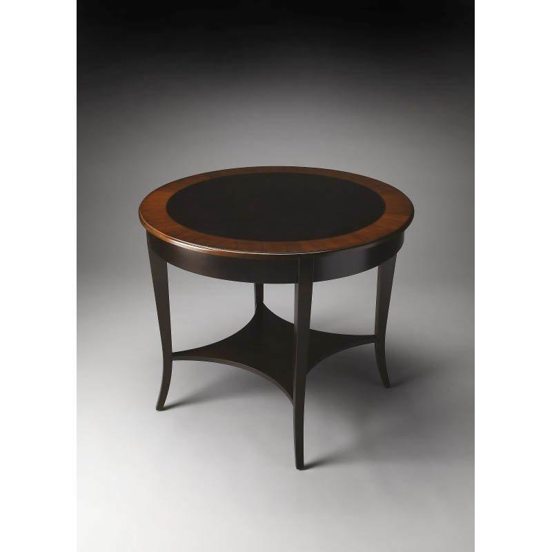 Butler Specialty Stewart Cherry Nouveau Foyer Table