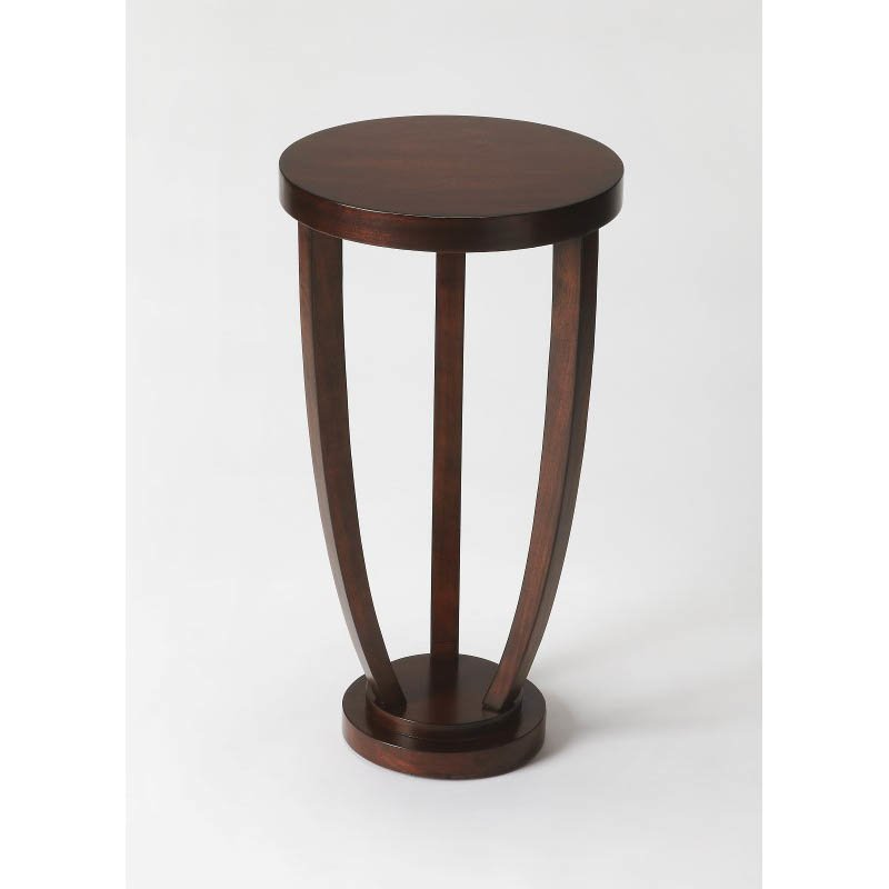 Butler Specialty Tidewater Plantation Cherry Accent Table