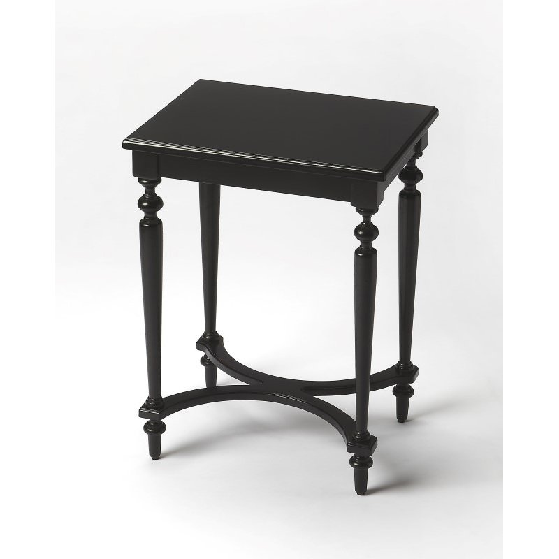 Butler Specialty Tyler Black Licorice Accent Table (2116111)