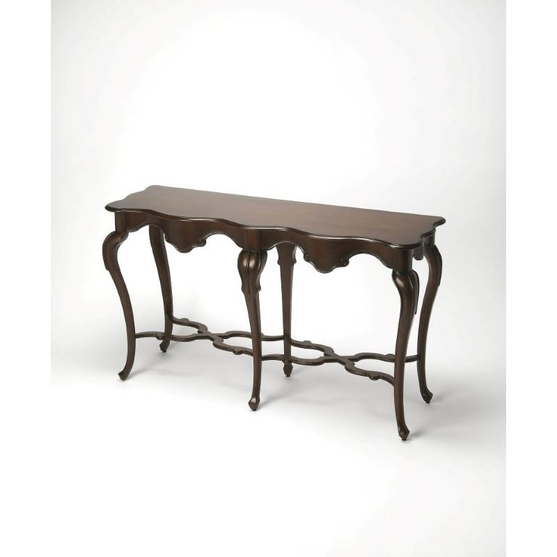 Butler Specialty Wentworth Plantation Cherry Console Table
