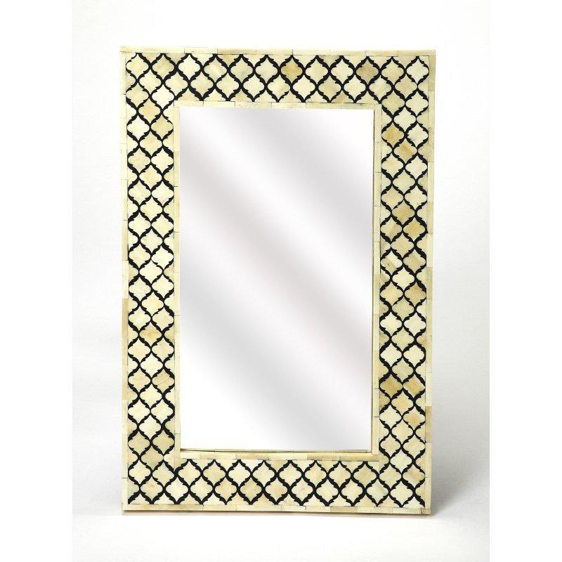 Butler Specialty Yasmin Bone Inlay Wall Mirror (5202318)