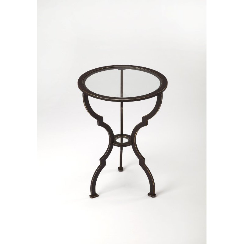 Butler Specialty Yvonne Metal End Table (3666025)