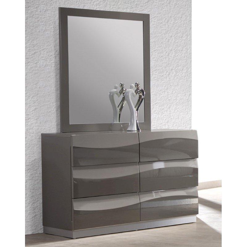 Chintaly Imports Delhi Dresser Accent Mirror
