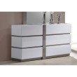 Chintaly Imports Manila 6 Large Drawer Dresser