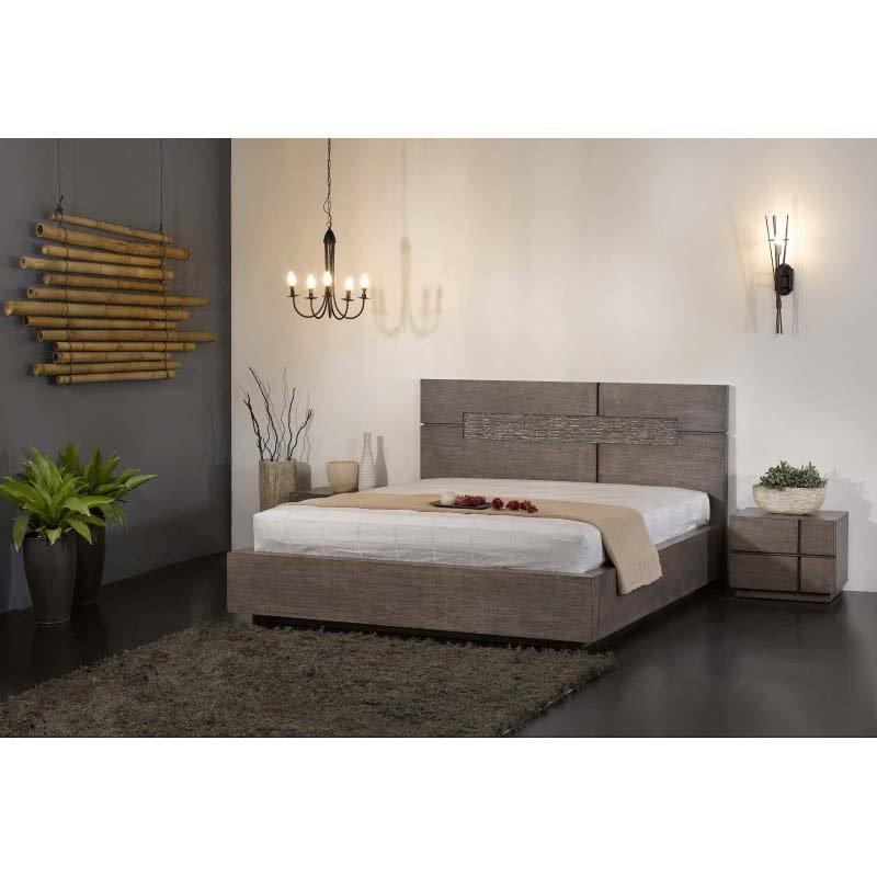 Chintaly Imports Tokyo Queen Size Bed