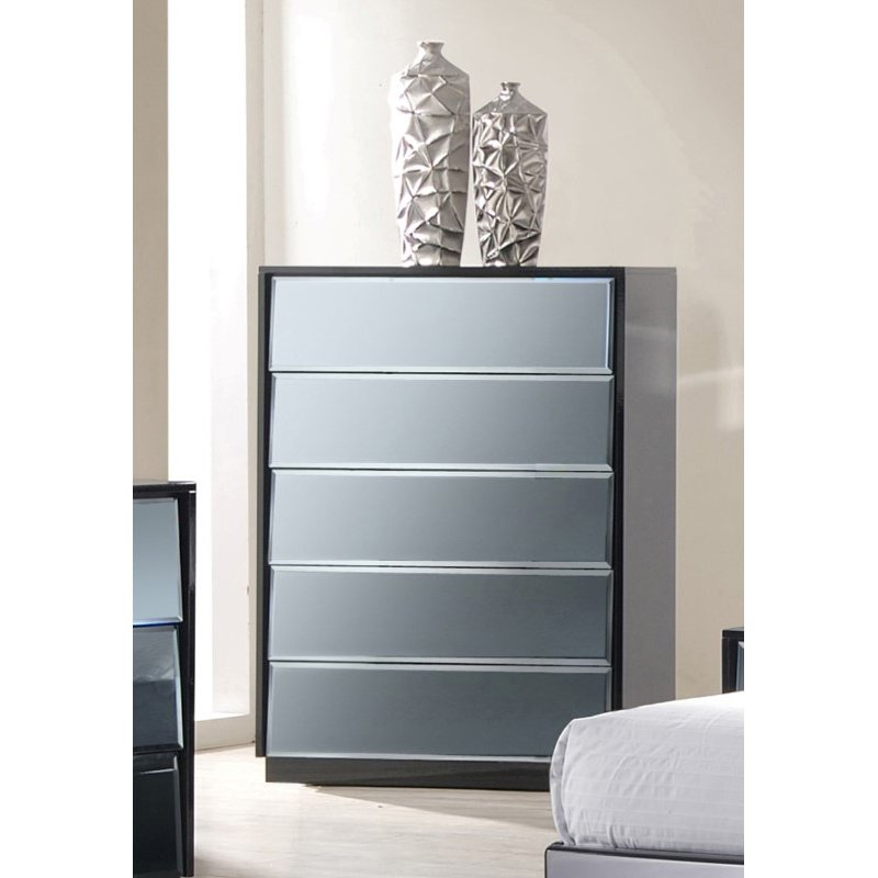 Chintaly Imports Venice 5-Drawer Chest
