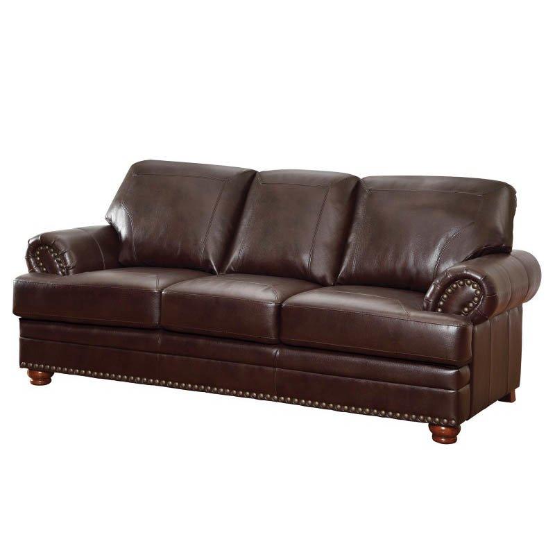Coaster Colton Sofa in Brown