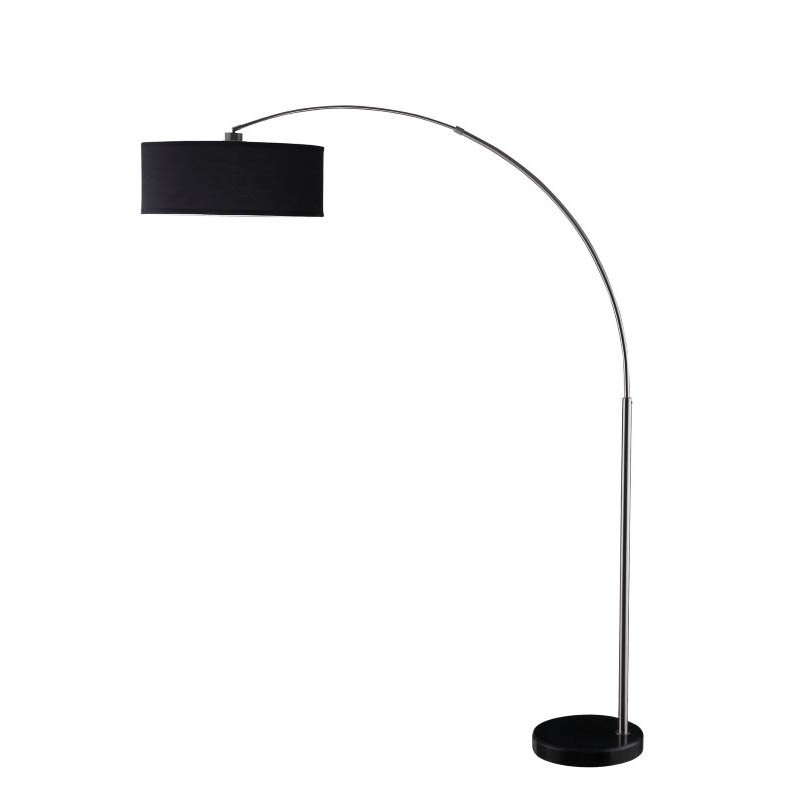 Coaster Hanging Floor Lamp in Black
