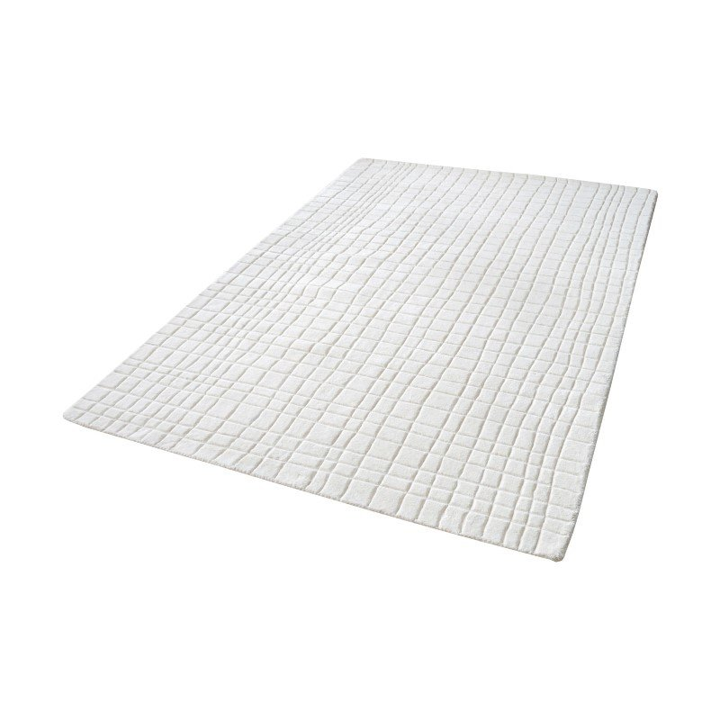Dimond Home Blockhill Handwoven Wool Rug in Cream - 8ft x 10ft (8905-222)