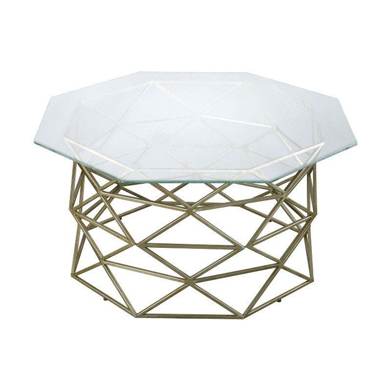Dimond Home Bracelet Angular Coffee Table (1114-263)