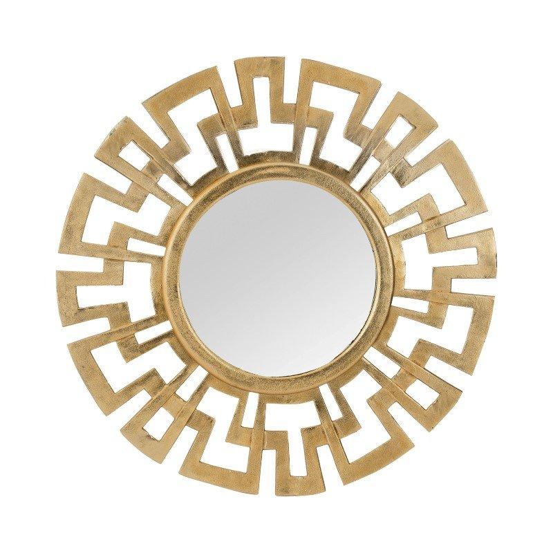 Dimond Home Cast Greek Key Mirror (8990-016)
