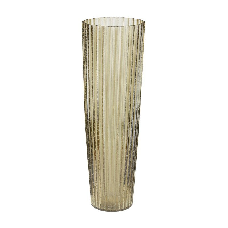 Dimond Home Champagne Fizz Fluted Vase (464050)