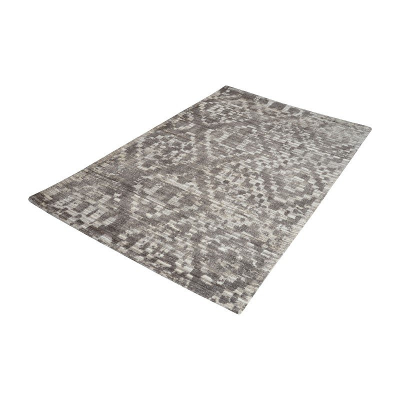 Dimond Home Darcie Handtufted Wool Distressed Printed Rug - 9ft x 12ft (8905-253)