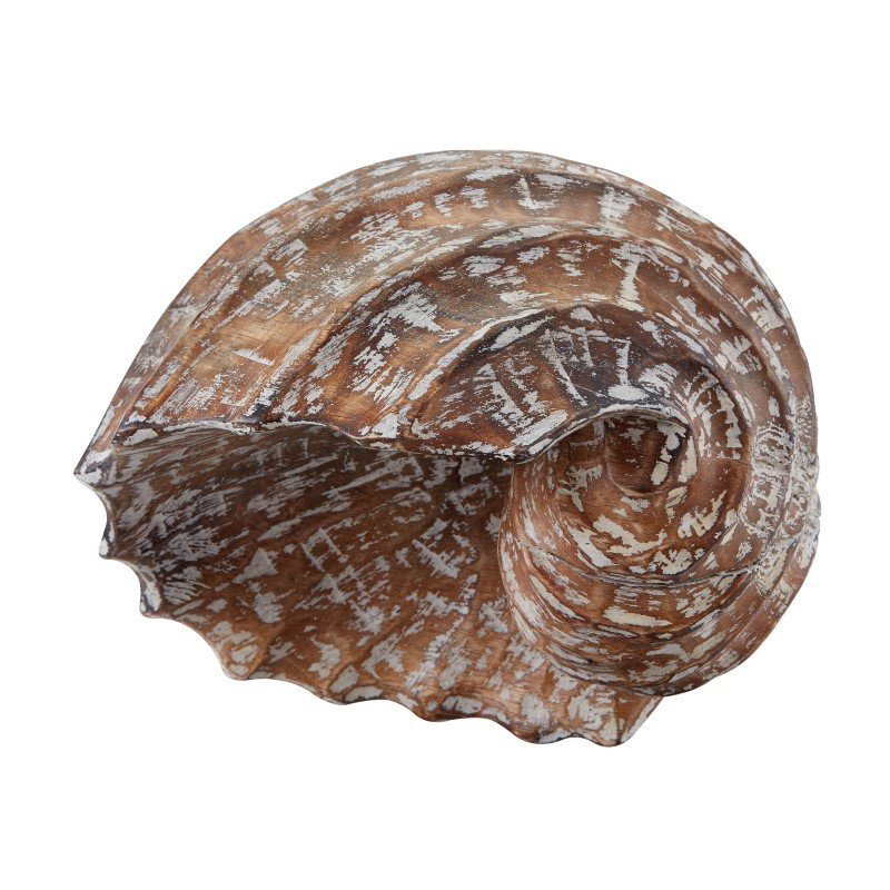 Dimond Home Decorative Wooden Helix Shell (159-004)