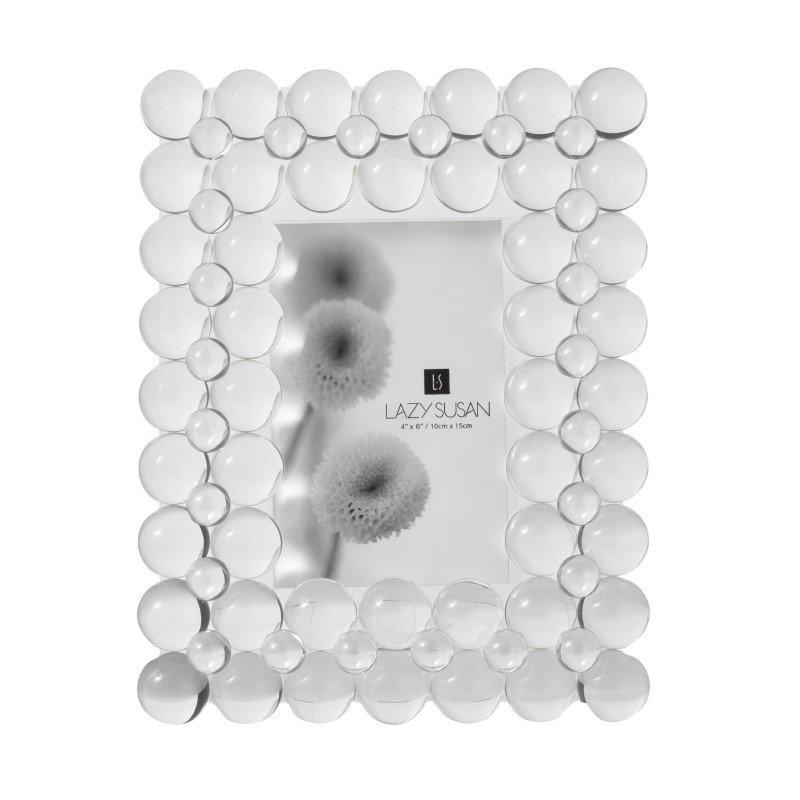 Dimond Home Dolly 4x6 Crystal Frame (329017)
