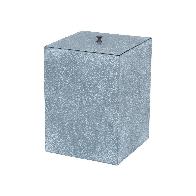 Dimond Home Faux Concrete Trash Can (7011-540)