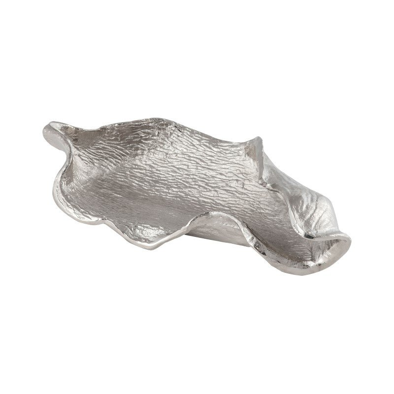 Dimond Home Featherstone Bowl in Nickel (8468-063)