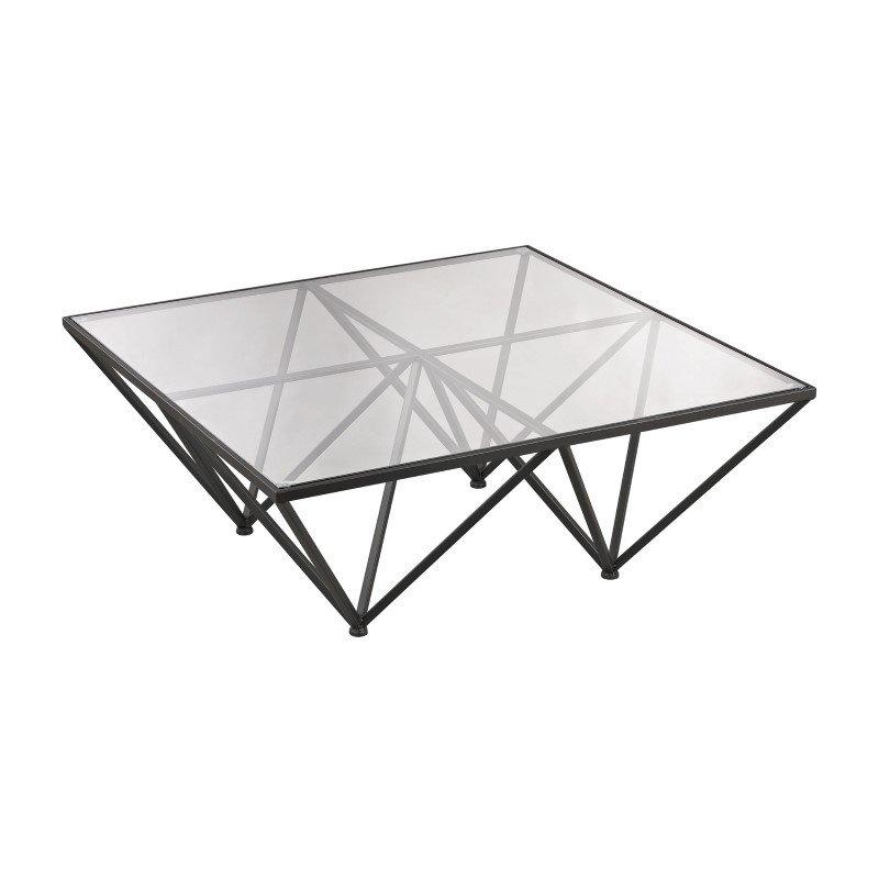 Dimond Home Geometric Coffee Table (3200-003)