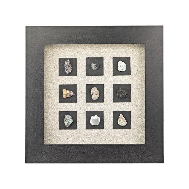 Dimond Home Green Agate Shadow Box (3168-023)