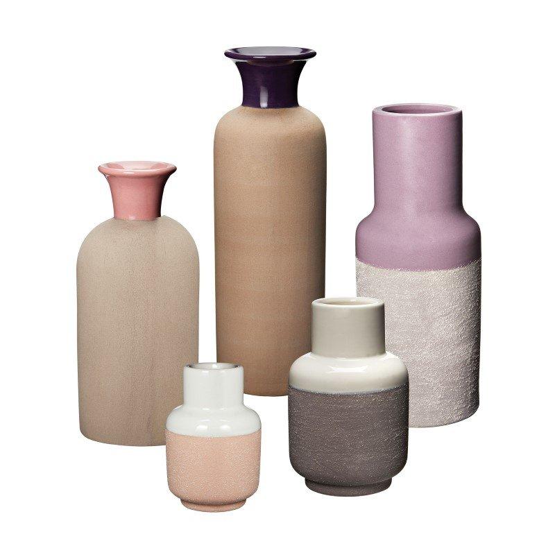 Dimond Home Hakura Sand Vases - Set of 5 (857-162/S5)