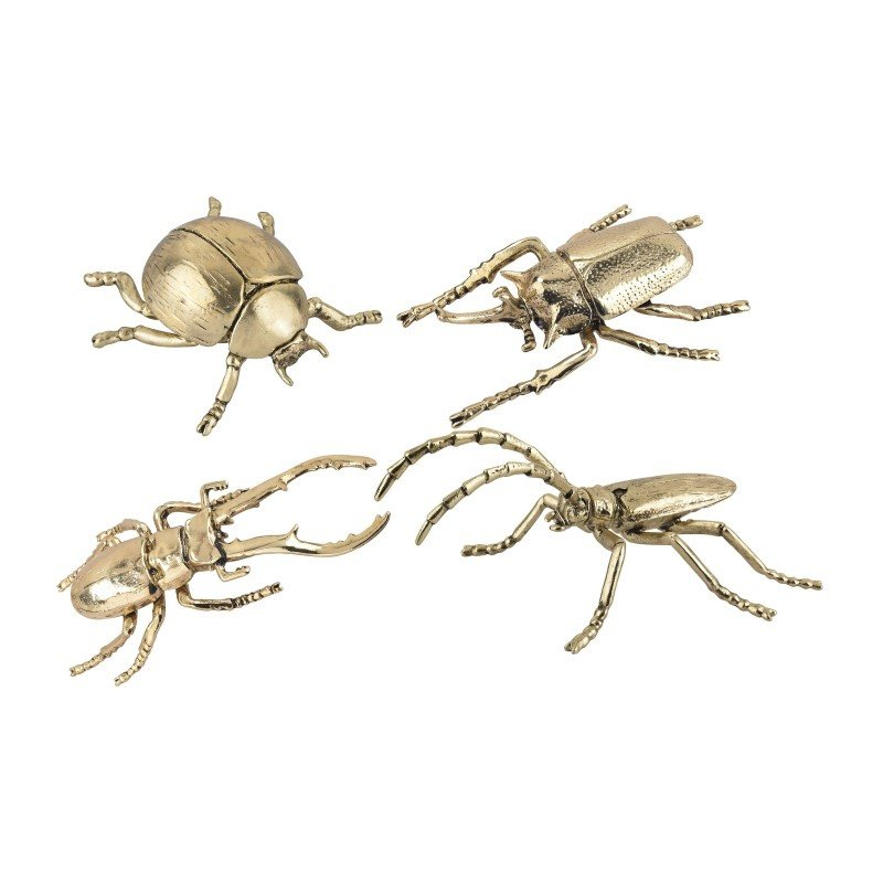Dimond Home Hand Forged Gold Insects (165-001/S4)