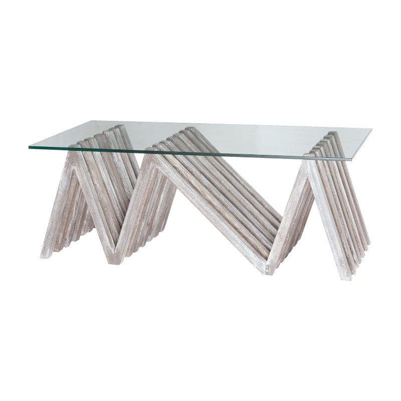 Dimond Home Index Asymmetrycal Coffee Table (7011-038)