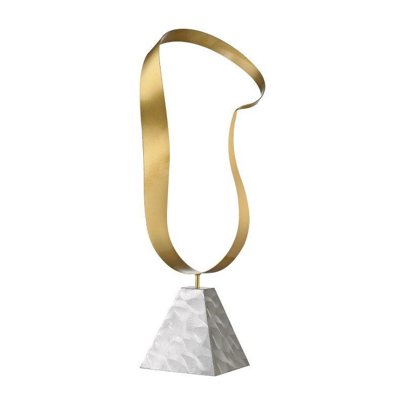 Dimond Home Metal Hoop Table Top Sculpture (1153-018)