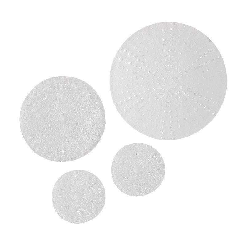 Dimond Home Metal Urchin Wall Decor (Set of 4) (138-161/S4)