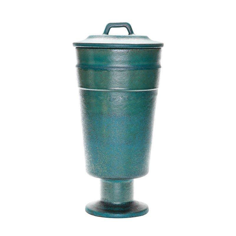 Dimond Home Metallic Patina Vase - Tall (857120)