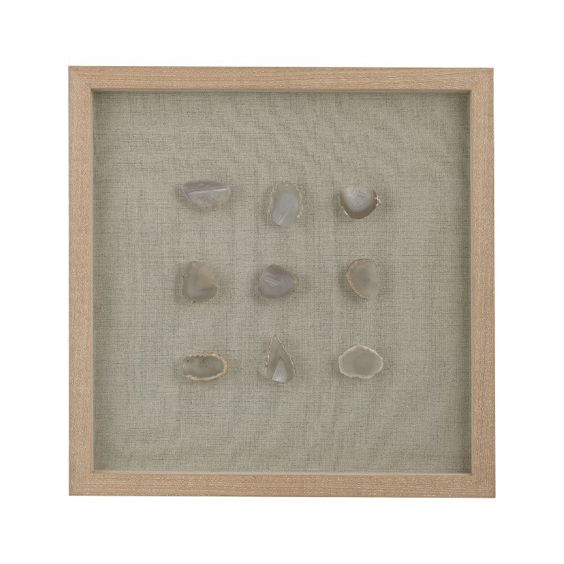 Dimond Home Natural Agate Shadow Box (3168-020)