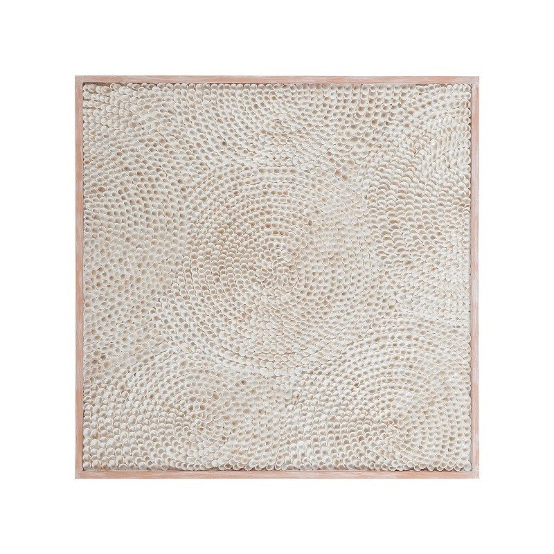 Dimond Home Natural Shell Mosaic Wall Decor (7163-072)