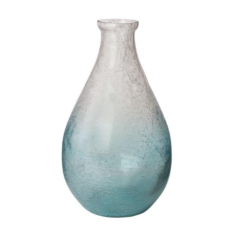 Dimond Home Ombre Glacier Teardrop Vase (876001)
