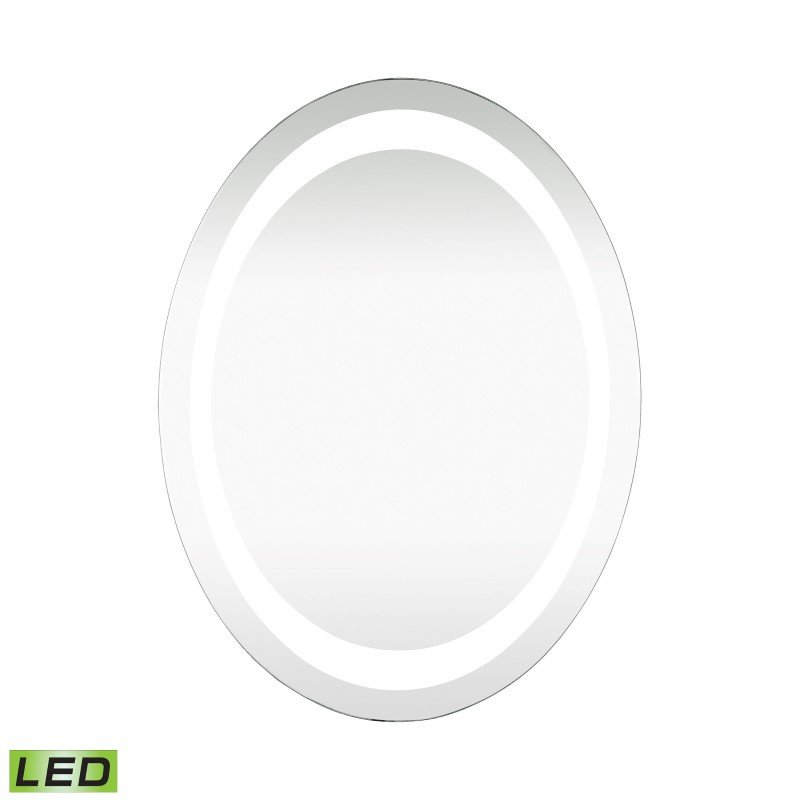 Dimond Home Oval LED Mirror (1179-006)