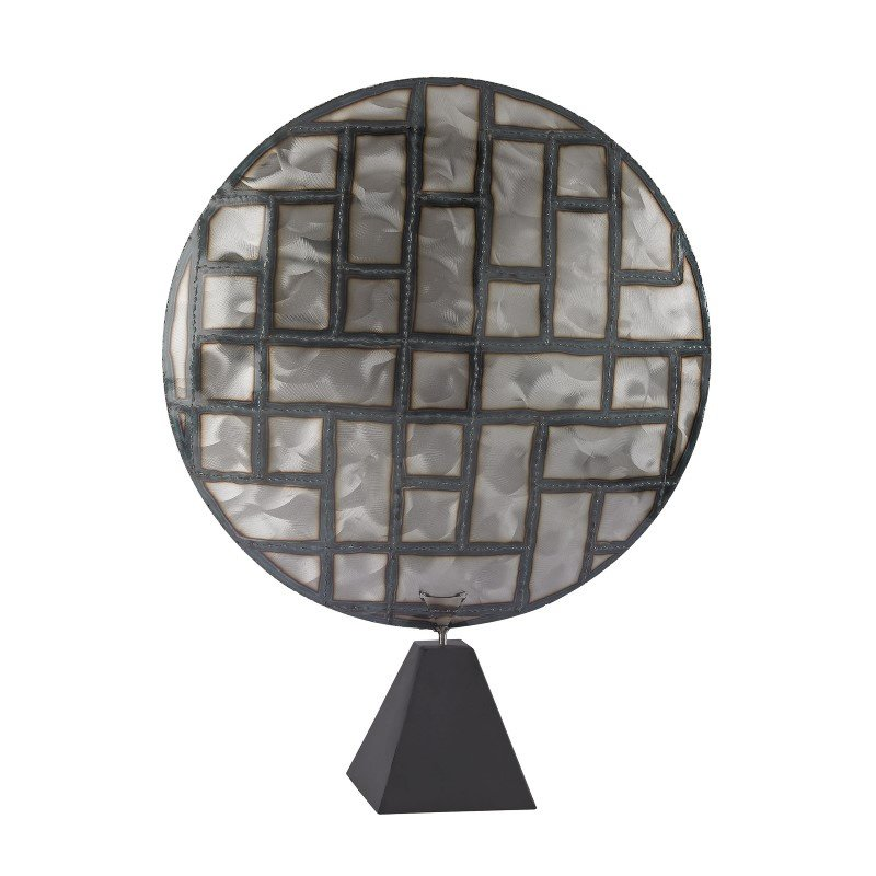 Dimond Home Parquetry in Metal Sculpture (153-014)