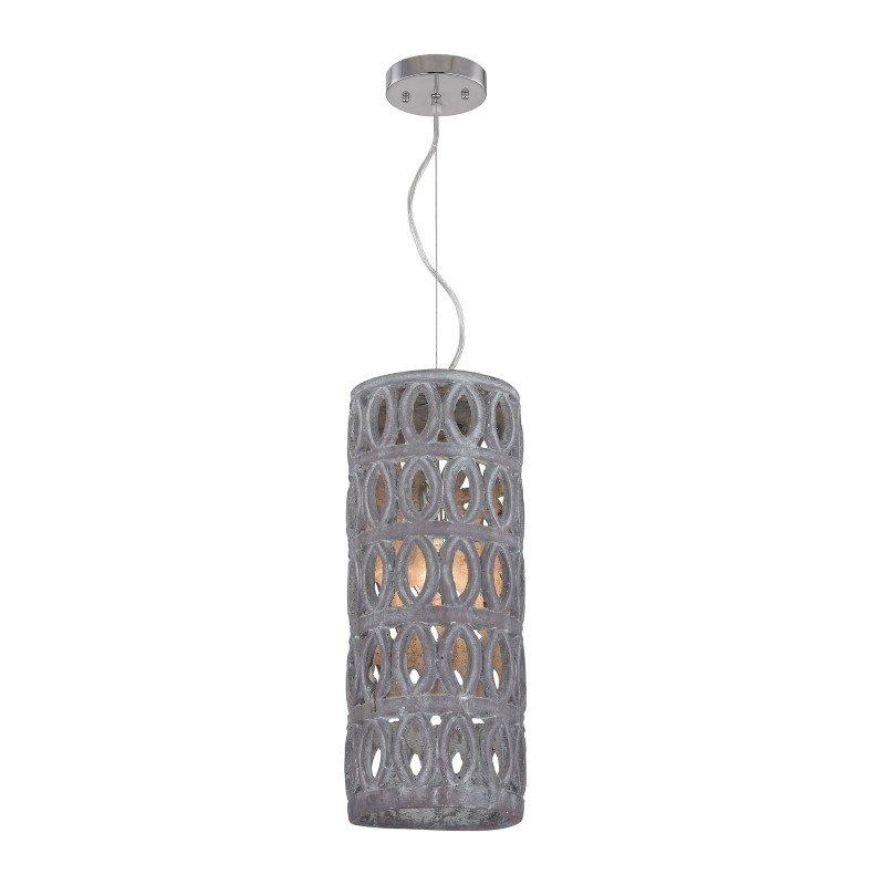 Dimond Home Pierced Grey Antique Lantern - Large (156-012)