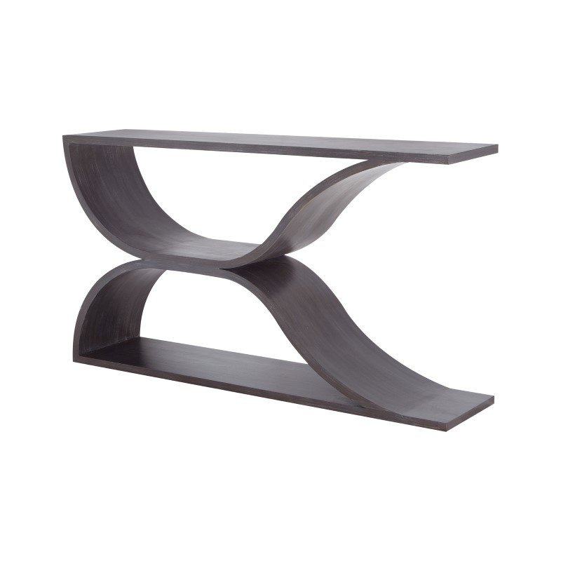 Dimond Home Pin Hollow Wave Sofa Table (7011-051)