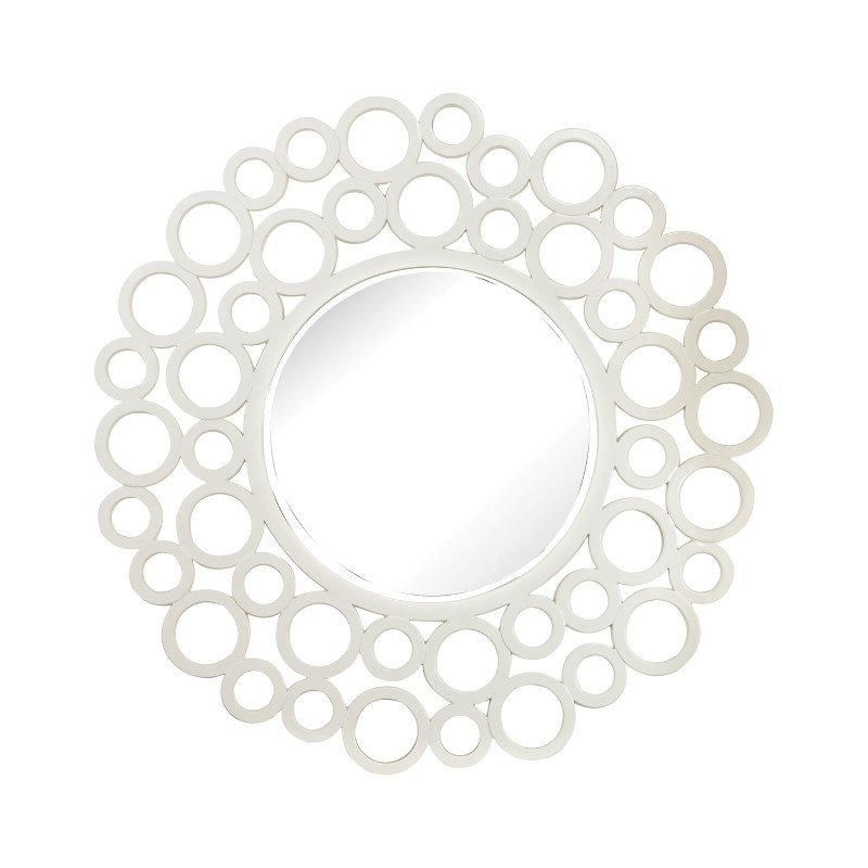 Dimond Home Ring Framed Mirror (6100-003)