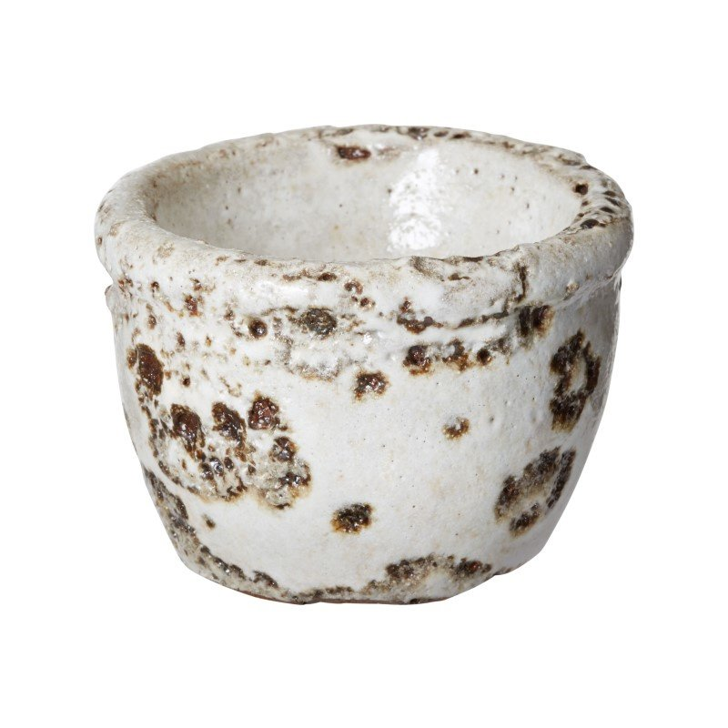 Dimond Home Rustic White Tea Light (857069)